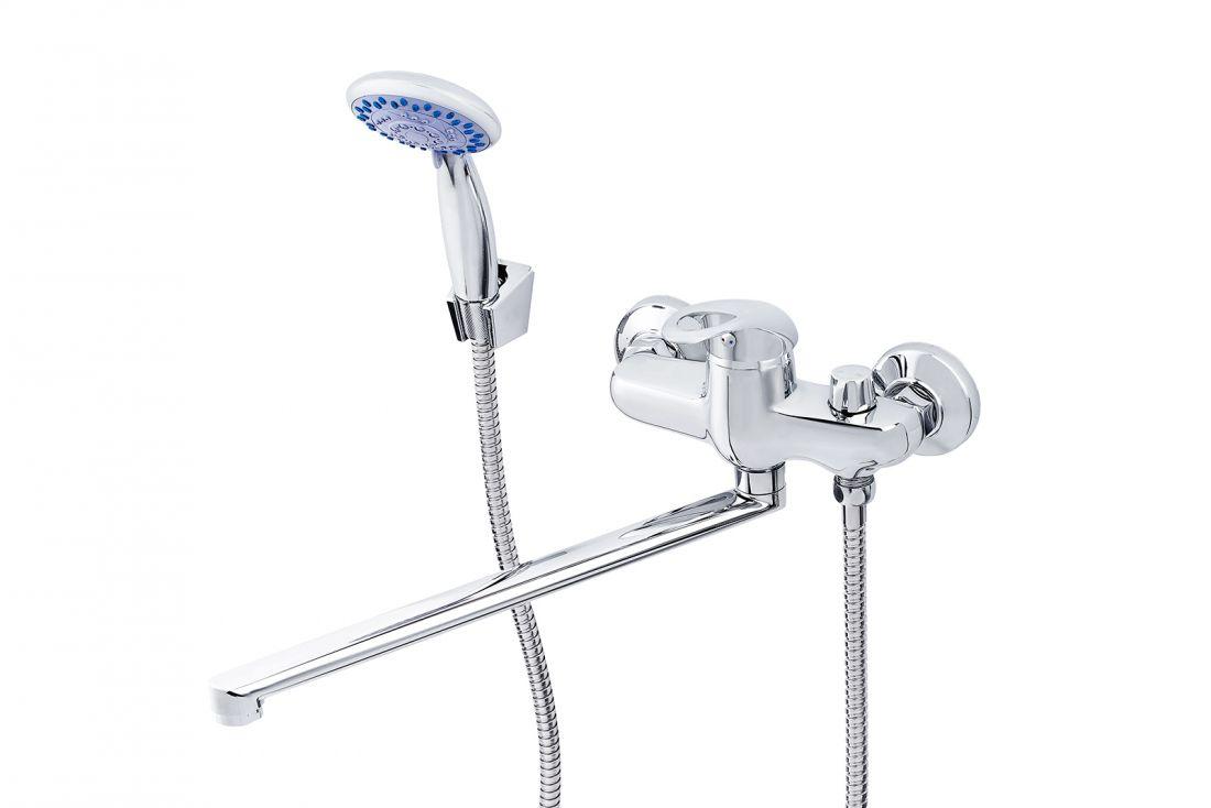 Смеситель для ванны с душем TSARSBERG TSB-942-1109 тип См-ВУОРНШлА
