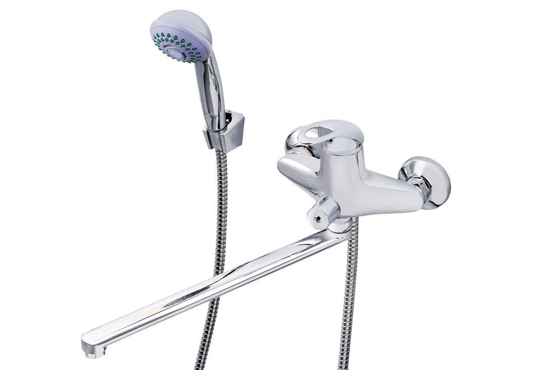 Смеситель для ванны с душем TSARSBERG TSB-950-1109 тип См-ВУОРНШлА