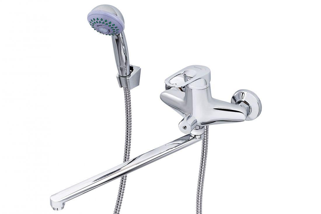 Смеситель для ванны с душем TSARSBERG TSB-950-1207 тип См-ВУОРНШлА