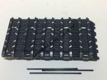Запасные траки для металлической гусеницы, 10шт Королевский Тигр