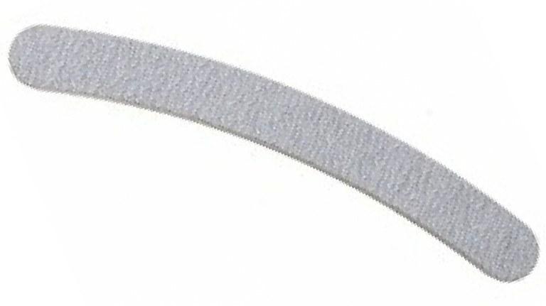 Kristaller бумеранг 100/100 грит, серая, арт.1004