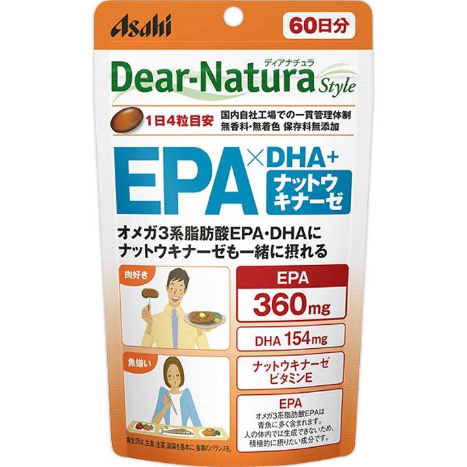 Asahi EPA+DHA+Наттокиназа