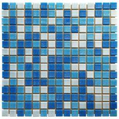 Мозаика стеклянная Aquaviva Miami Light