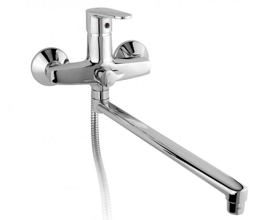 Смеситель для ванны с душем Timo Supra (1415Y-CR chrome)