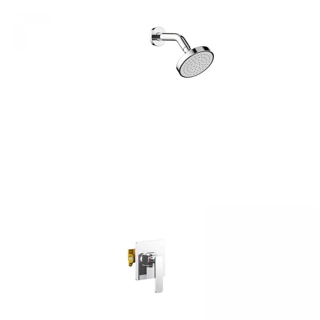 Душевая система встроенная Timo Torne хром (SX-4379/00SM)