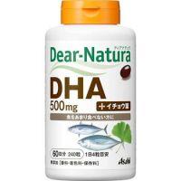 Asahi Dear-Natura DHA+Гинкгобилоба