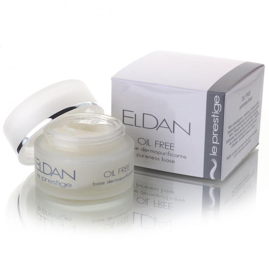 Увлажняющий крем-гель для жирной кожи Eldan (Елдан) 50 мл