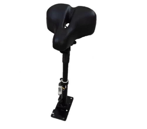 Сиденье для электросамоката Kugoo S3/aovo 365/xiaomi m365/ с крепежным механизмом
