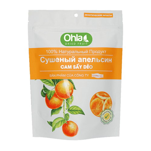 Апельсин сушеный Ohla, 500гр