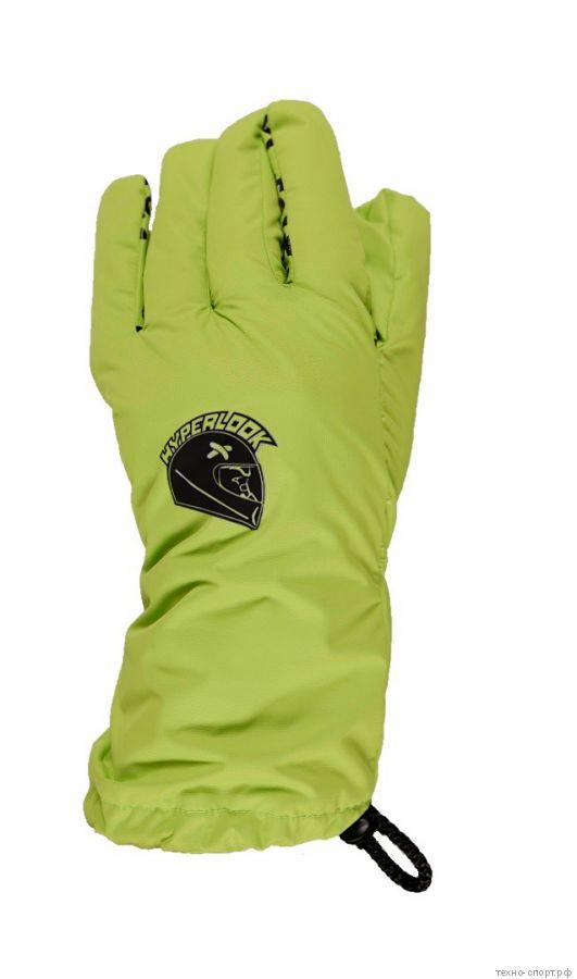 Трехслойные дождевые мото перчатки Gidra