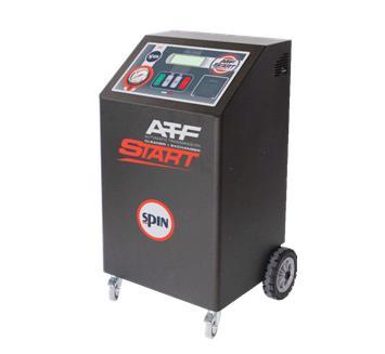 ATF START+ установка для замены жидкости в АКПП, расширенный комплект адаптеров