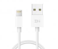 Кабель USB/Lightning Xiaomi ZMI MFi 100 см (ZSH03), белый