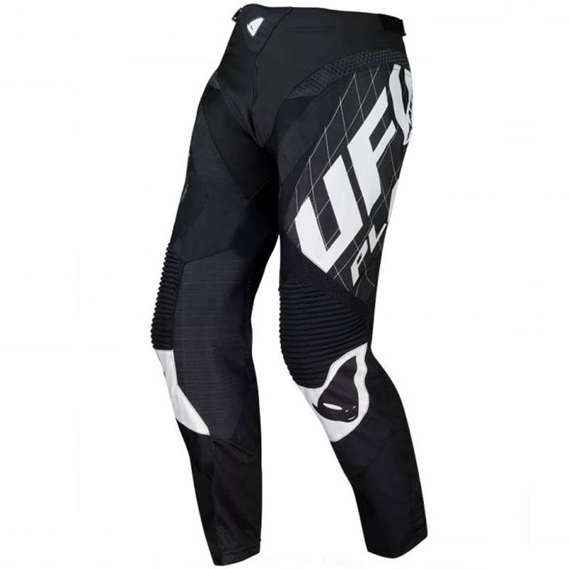 UFO Deepspace Pants Black штаны для мотокросса и эндуро, черные