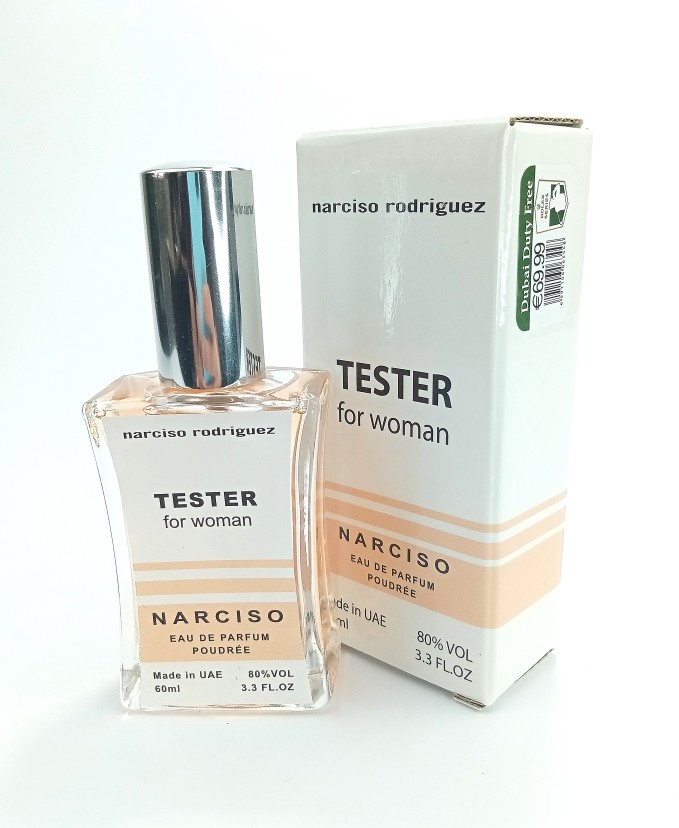 Narciso Rodriguez Narciso Poudree (for woman) - TESTER 60 мл