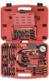 Набор для измерения компрессии дизельных двигателей, включая системы Common Rail