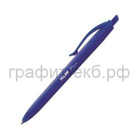 Ручка шариковая MILAN P1 синяя 1.0мм 176510925