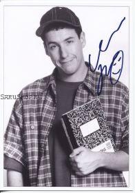 """Автограф: Адам Сэндлер. """"Билли Мэдисон"""""""