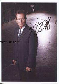 Автограф: Роберт Патрик. Секретные материалы / The X Files