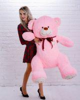 Мишка - Розовый 180 см