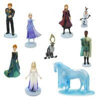 Игровой набор из 10 фигурок Холодное сердце Дисней купить  Frozen 2 Deluxe Figure Play Set