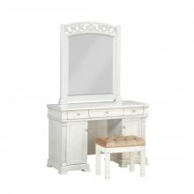 Стол VIVALDI AVORIO туалетный с зеркалом