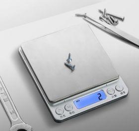 Электронные Технические весы 101664, серебристый