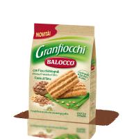 Печенье Гранфьокки 350 г, Granfiocchi Balocco 350 g