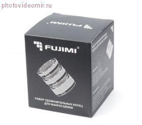 FJMTC-N3M Набор удлинительных колец для макросъёмки на систему Nikon