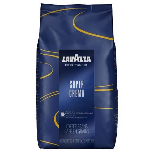 LavAzza SUPER CREMA в зерне 1 кг АКЦИЯ