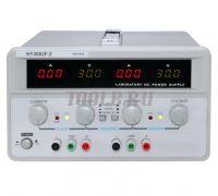 HY3003F-2 Линейный источник питания 2 канала 30 вольт 3 ампера фото