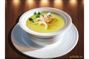 Суп Green-curry 250г