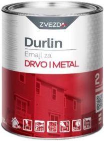 Эмаль по Дереву и Металлу Zvezda Durlin 0.2л для Внутренних и Наружных Работ