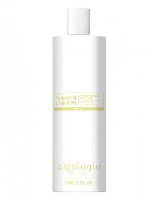 Очищающий матирующий тоник для жирной и смешанной кожи, Algologie (Алголоджи) 400 мл