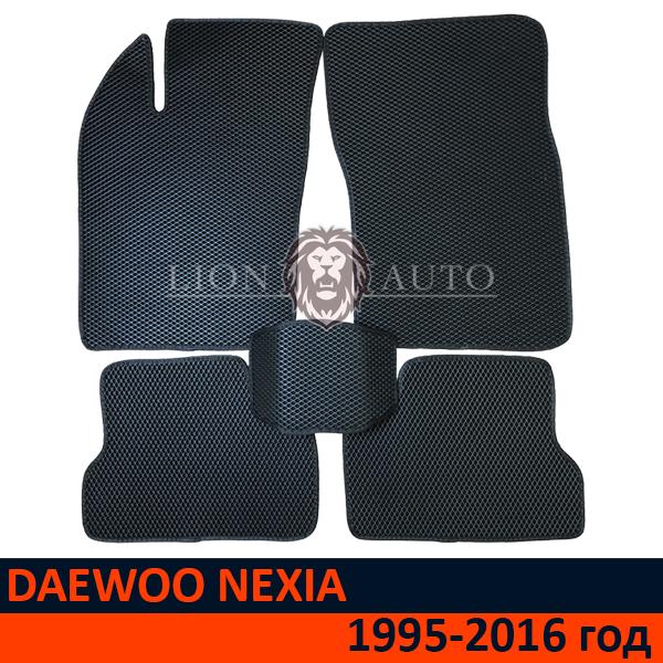 EVA коврики на DAEWOO NEXIA (1995-2016г)