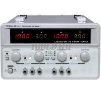 ТЕТРОН-3010-2 Линейный источник питания 2 канала 30 вольт 10 ампер