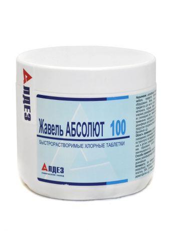 Дезинфицирующие хлорные таблетки Жавель Абсолют, 100 табл.