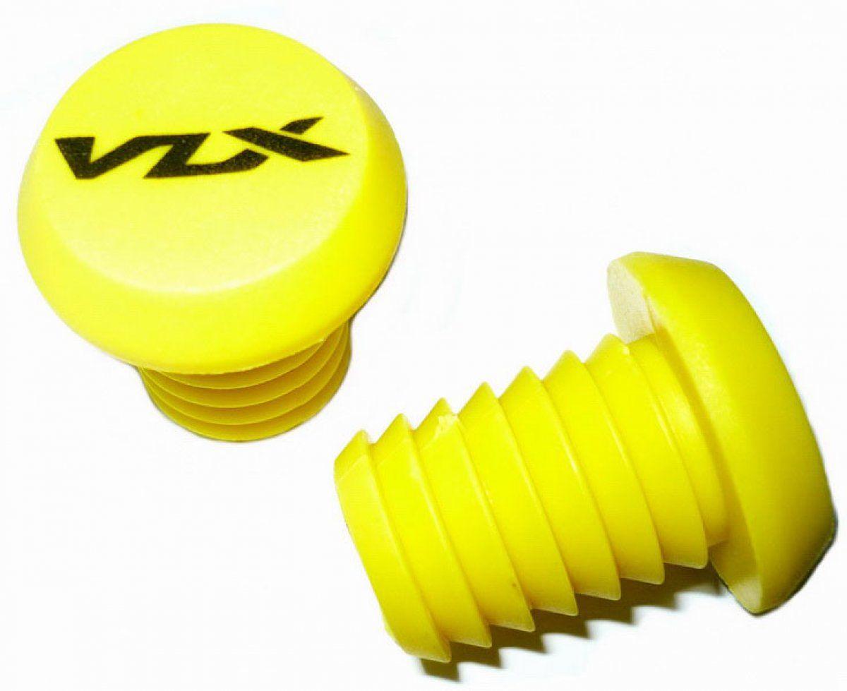 Баренды для руля самоката кратоновые VLX VLX-P1 желтые