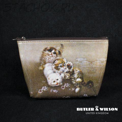 "Косметичка ""Кошечки в японском стиле"" (Butler & Wilson, Великобритания)"