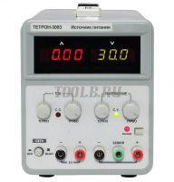 ТЕТРОН-3003 Линейный источник питания 30 вольт 3 ампера фото