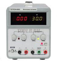 ТЕТРОН-6003 Линейный источник питания 60 вольт 3 ампера фото