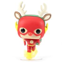 Фигурка Funko POP! Vinyl: DC: Holiday: Rudolph Flash