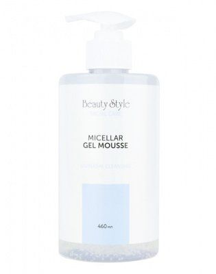 Мицеллярный очищающий гель-мусс Cleansing universal Beauty Style (Бьюти Стайл) 460 мл
