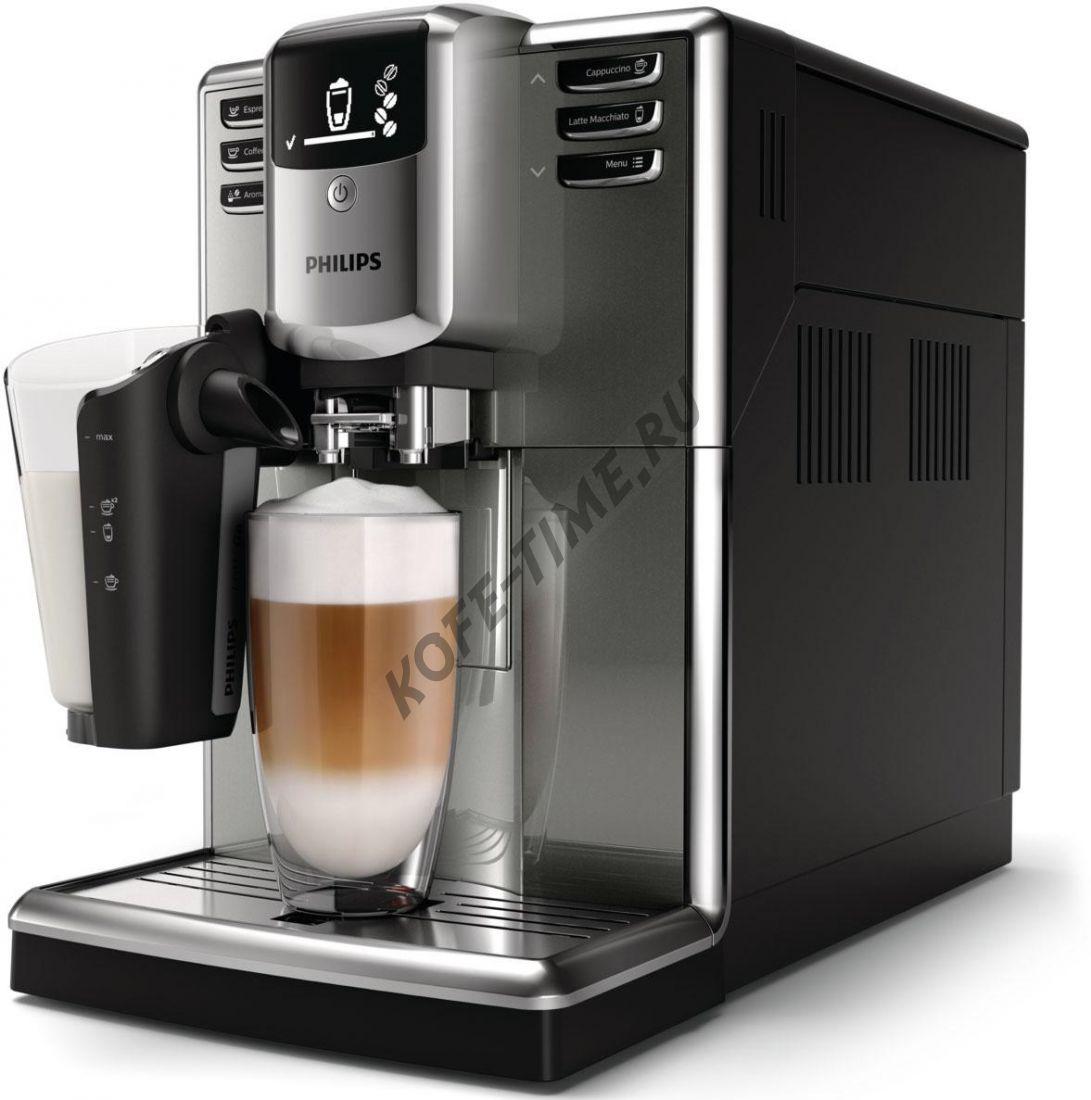Кофемашина Philips EP5034/10 LatteGo