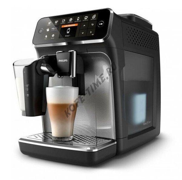 Кофемашина Philips EP4346/70 LatteGo
