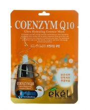 EKEL Тканевая маска Коэнзим Q10, 25 мл