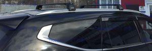 Багажник на рейлинги, CAN Turtle AIR II, два цвета