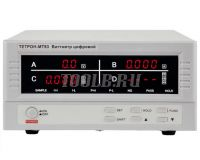 ТЕТРОН-МТ93 Ваттметр цифровой 600 В, 40 А, 24 кВт