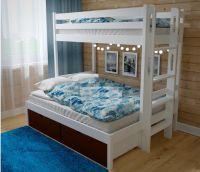 Кровать двухъярусная Модуль Люкс №1