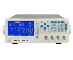 ТЕТРОН-RLC301 Измеритель иммитанса 300 кГц