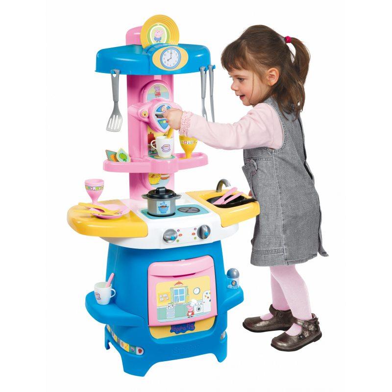 Кухня детская Smoby Peppa Pig